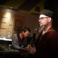 Jazz w mieście / Kaos Protokoll (CH) / Just Crafted / 17.04.2018r / zdj. Wojciech Nieśpiałowski - zdjęcie 9/14