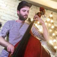 Jazz w mieście / HI5 (AT) / Trybunalska City Pub / 18.04.2018r / zdj. Wojciech Nieśpiałowski - zdjęcie 7/18