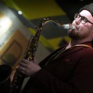 Jazz w mieście / Kaos Protokoll (CH) / Just Crafted / 17.04.2018r / zdj. Wojciech Nieśpiałowski - zdjęcie 12/14