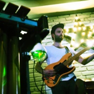 Jazz in the city / HI5 (AT) / Trybunalska City Pub / 18.04.2018r / phot. Wojciech Nieśpiałowski - photo 8/19