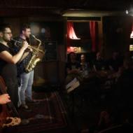 Jazz in the city / Michał Bąk Quartetto (PL) / Spirala Jazz&Blues / 16.04.2018r / phot. Wojciech Nieśpiałowski - photo 13/14