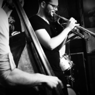 Jazz in the city / Michał Bąk Quartetto (PL) / Spirala Jazz&Blues / 16.04.2018r / phot. Wojciech Nieśpiałowski - photo 7/14