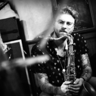 Jazz in the city / Michał Bąk Quartetto (PL) / Spirala Jazz&Blues / 16.04.2018r / phot. Wojciech Nieśpiałowski - photo 3/14