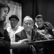 Włodzimierz Nahorny Trio & made in #jazzUMCS / 15.04.2018r. / Main Stage at CK / phot. Wojciech Nieśpiałowski