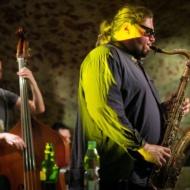 Choroby Pszczół & Jacek Steinbrich (PL) / 10. Lublin Jazz Festiwal / 20.04.2018r. / zdj. Wojtek Nieśpiałowski - zdjęcie 5/13