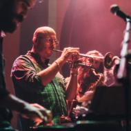 Kutiman Orchestra (IL) / 10. Lublin Jazz Festiwal / 21.04.2018 / fot. Maciej Rukasz - zdjęcie 5/8
