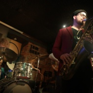 Jazz in the city/ Kaos Protokoll (CH) / Just Crafted / 17.04.2018r / phot. Wojciech Nieśpiałowski