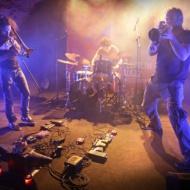 Ottone Pesante (IT) / 10. Lublin Jazz Festiwal / 22.04.2018r. / fot. Wojtek Nieśpiałowski - zdjęcie 3/14