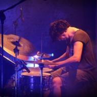 Ottone Pesante (IT) / 10. Lublin Jazz Festiwal / 22.04.2018r. / fot. Wojtek Nieśpiałowski - zdjęcie 4/14