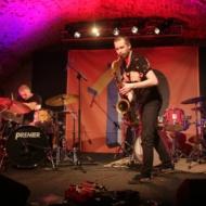 Run Logan Run (UK) / 10. Lublin Jazz Festiwal / 21.04.2018r. / zdj. Wojtek Nieśpiałowski - zdjęcie 1/10