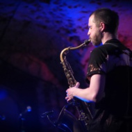 Run Logan Run (UK) / 10. Lublin Jazz Festiwal / 21.04.2018r. / zdj. Wojtek Nieśpiałowski - zdjęcie 8/11