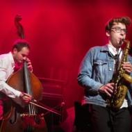 Kuba Więcek Trio (PL) / 10. Lublin Jazz Festival / 22.04.2018r. / phot. Wojtek Nieśpiałowski - photo 10/13