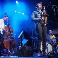 Kuba Więcek Trio (PL) / 10. Lublin Jazz Festival / 22.04.2018r. / phot. Wojtek Nieśpiałowski - photo 7/13
