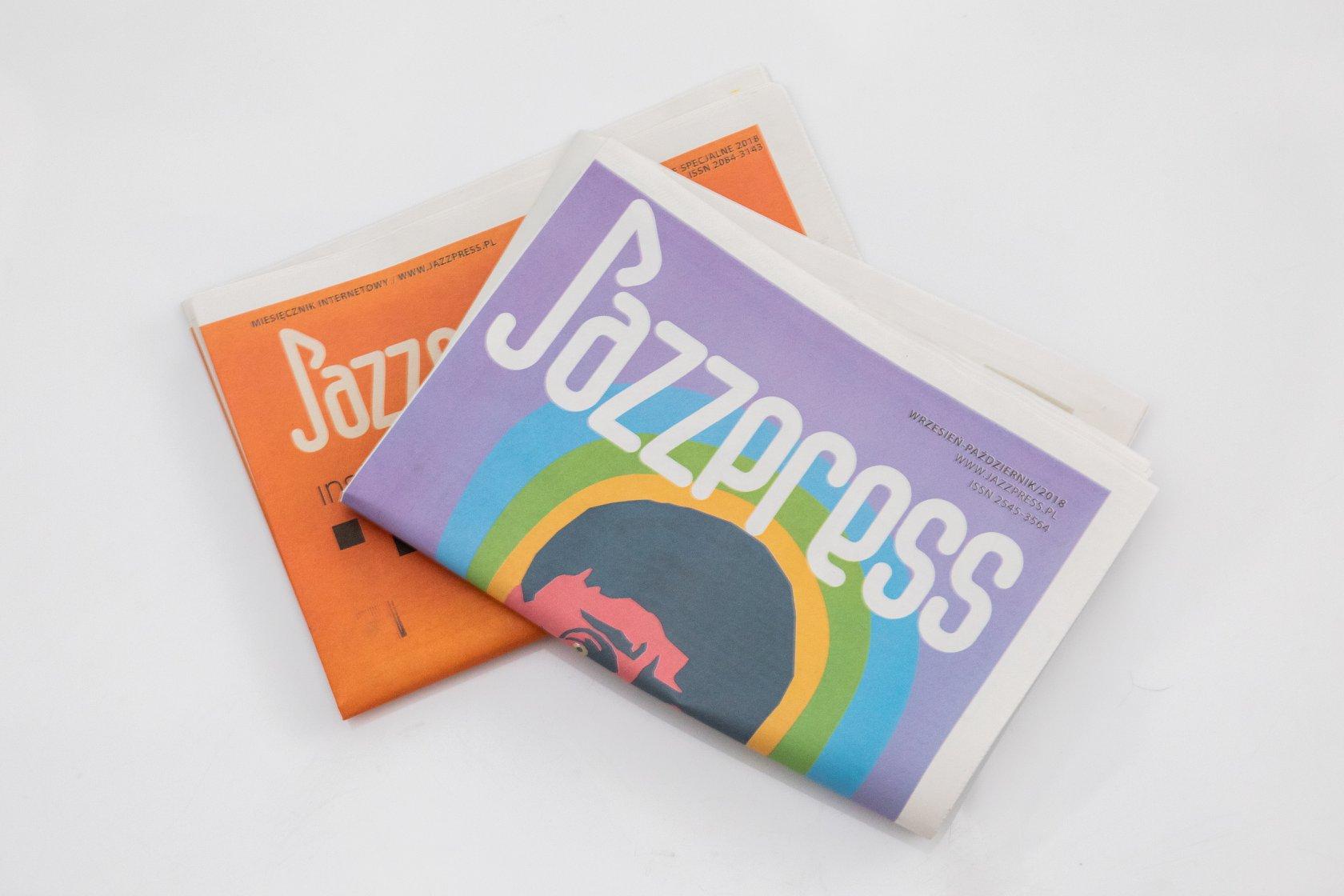 JazzPRESS Magazine