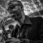 """11. Lublin Jazz Festiwal   Wernisaż wystawy fotografii Macieja Nowaka """"Patrząc na jazz"""" - zdjęcie 2/3"""