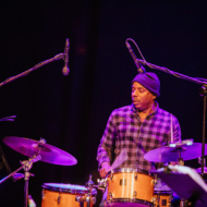 Marc Ribot Quartet (US) / Main Stage / 02.11.2019 / photo: Maciej Rukasz - photo 2/12