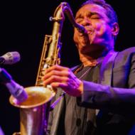 Marc Ribot Quartet (US) / Main Stage / 02.11.2019 / photo: Maciej Rukasz - photo 4/12