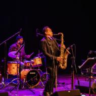 Marc Ribot Quartet (US) / Main Stage / 02.11.2019 / photo: Maciej Rukasz - photo 5/12