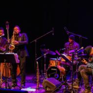 Marc Ribot Quartet (US) / Main Stage / 02.11.2019 / photo: Maciej Rukasz - photo 6/12