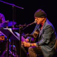 Marc Ribot Quartet (US) / Main Stage / 02.11.2019 / photo: Maciej Rukasz - photo 7/12
