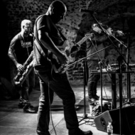 Gustafsson/Mazurek/Grubbs - The Underflow / 20.01.2020r. / phot. Natalia Cichosz - photo 2/18