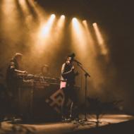 RYSY feat. Justyna Święs / Wirydarz CK / 28.08.2021 / phot. Magda Wójcik - photo 4/9